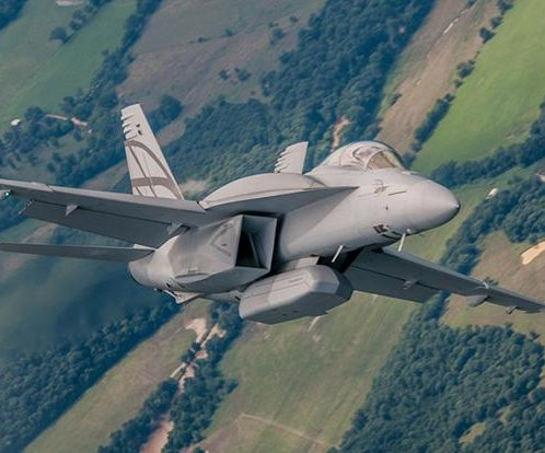 Super Hornets to get infrared search and track system