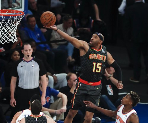 Vince Carter, 42, to play in NBA-record 22nd season with Atlanta Hawks