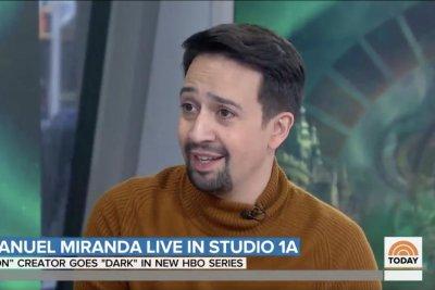 Lin-Manuel Miranda was 'terrified' during portrait sitting