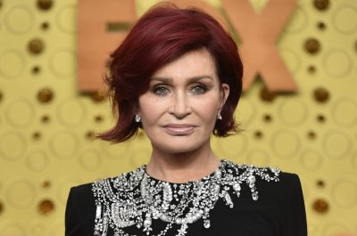 Sharon Osbourne briefly hospitalized with COVID-19