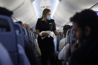 Flight attendants voice concern over onboard 'political violence'