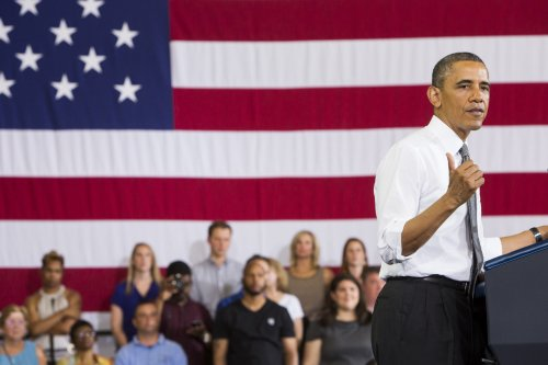 Outside View: Obama's agenda fails the middle class