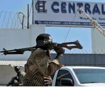 Somali politicians among 25 killed in al-Shabab hotel attack