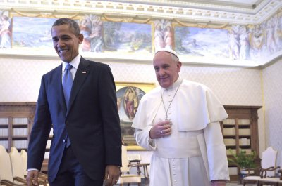 Feds encouraged to work from home during pope's D.C. visit