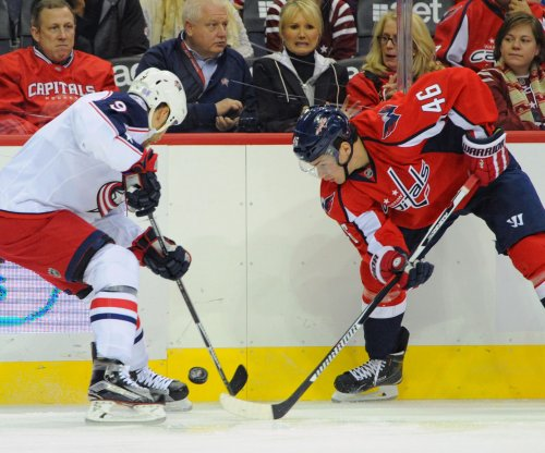 Justin Williams, T.J. Oshie lead Washington Capitals past Columbus Blue Jackets