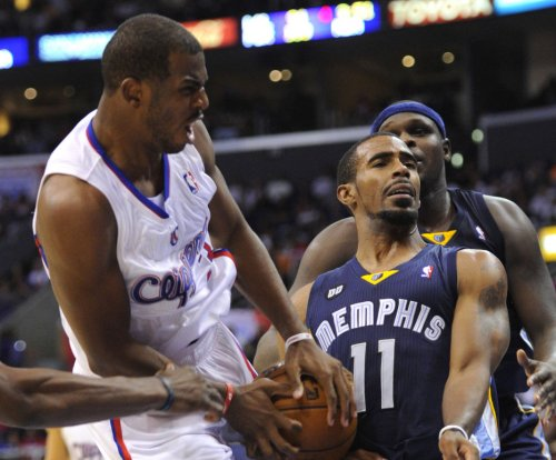 Memphis Grizzlies G Mike Conley wins NBA Sportsmanship Award