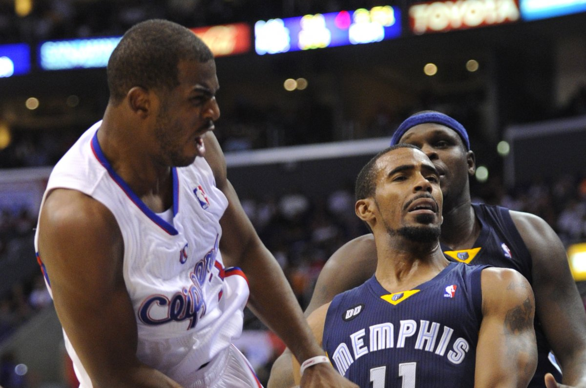 Memphis Grizzlies G Mike Conley wins NBA Sportsmanship Award UPI