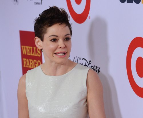 Rose McGowan calls X-men poster violent toward women