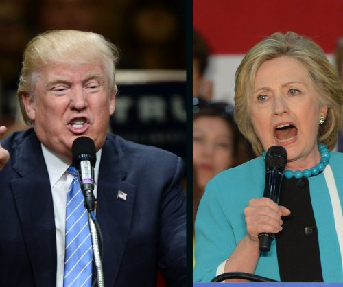 Hillary Clinton squashing Donald Trump in fundraising