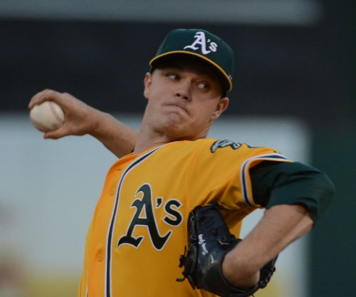 Oakland Athletics RHP Sonny Gray not cleared to pitch in WBC