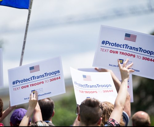 Study: Transgender troops ban could cost $960M