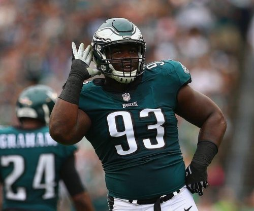 Philadelphia Eagles sign DT Tim Jernigan to four-year extension