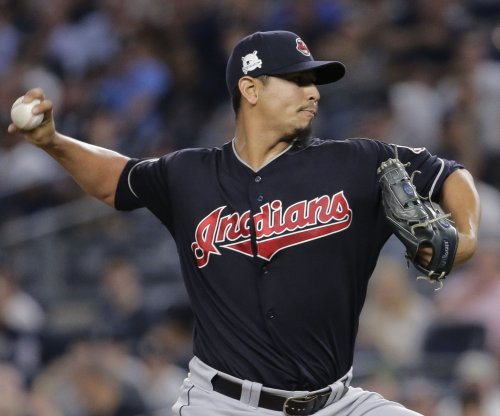 Indians visit Twins, who remain without Mauer