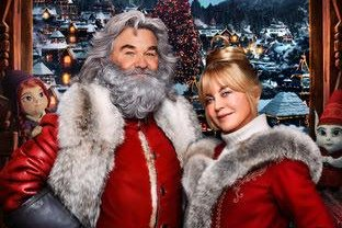 'Christmas Chronicles 2' trailer: Kurt Russell, Goldie Hawn try to save Christmas