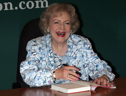 Betty White declines Marine's invite