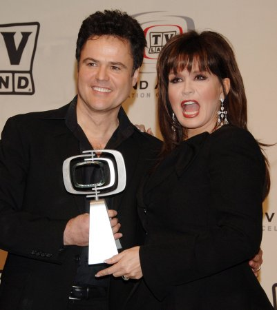 Marie Osmond treated for bronchitis