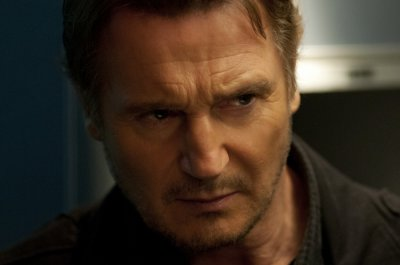 Neeson plays killer-tracking air marshal in thriller 'Non-Stop'