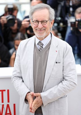 Steven Spielberg tops Oprah on Forbes' influential celebrities list