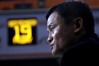 Alibaba founder reveals plans for paying for things with a face scan