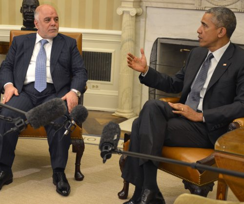 President Obama pledges $200 million in aid to Iraq during Abadi visit