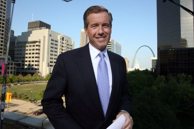 Brian Williams mocked on Twitter during Pope Francis coverage