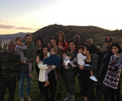 Kylie Jenner spends Thanksgiving with Tyga and her parents Caitlyn and Kris Jenner