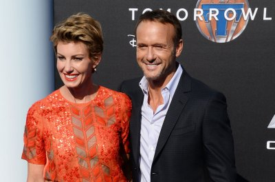 Tim McGraw, Faith Hill to receive stars on Nashville's Walk of Fame
