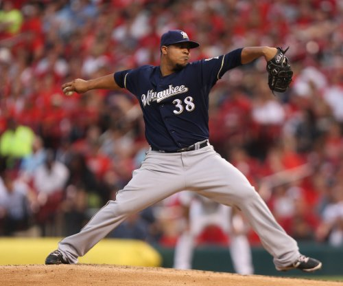 Milwaukee Brewers jump on Cincinnati Reds early in 9-4 win