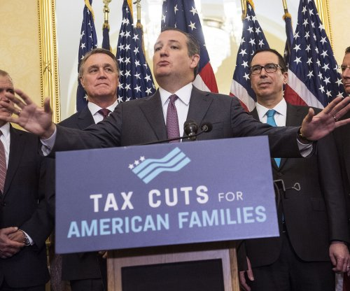 Senate to start sifting through its tax reform bill Monday