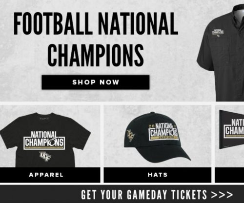 UCF selling undefeated 'National Championship' gear