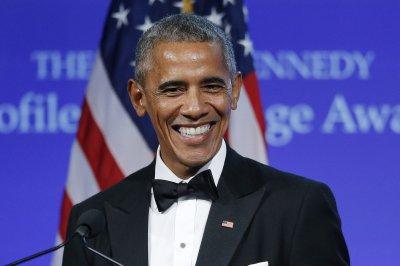 Former President Barack Obama officiated a wedding in D.C.