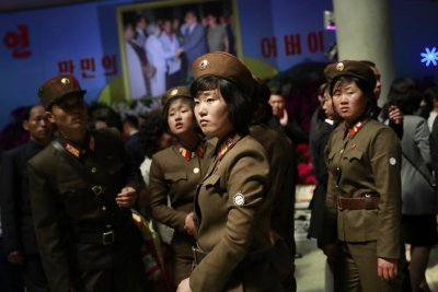 Report: North Korean soldier under investigation after burying baby