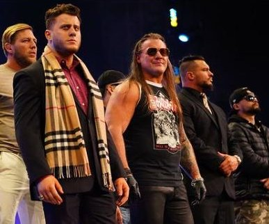 AEW Dynamite: Inner Circle hold Tag Team Challenge