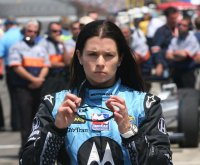 On This Day: Danica Patrick becomes 1st woman to win IndyCar event
