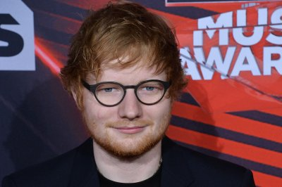 Ed Sheeran, James Corden sing about getting vaccinated on 'Late Late Show'