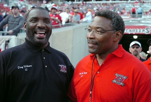 Grambling fires football Coach Doug Williams