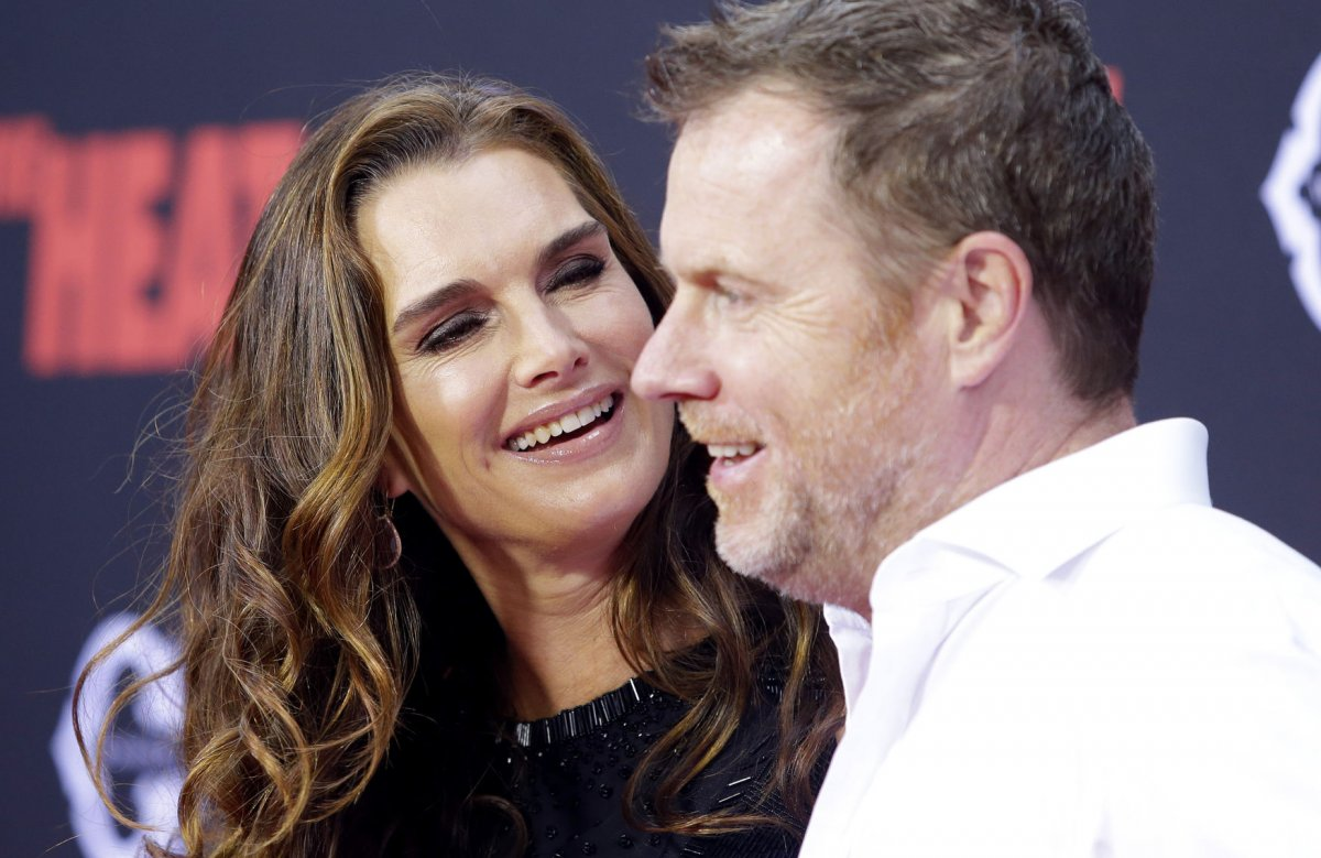 Brooke Shields Said She Grew Confidence In Marriage To Andre Agassi