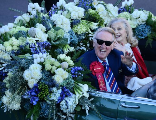 Vin Scully: Being Rose Parade grand marshall 'thrilling'
