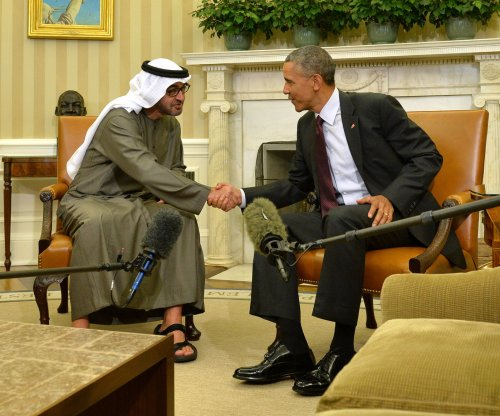 Obama, UAE crown prince reaffirm commitment to counterterrorism
