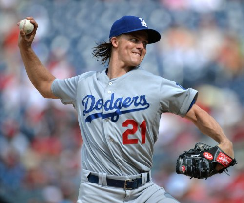 Los Angeles Dodgers place Zack Greinke on paternity leave