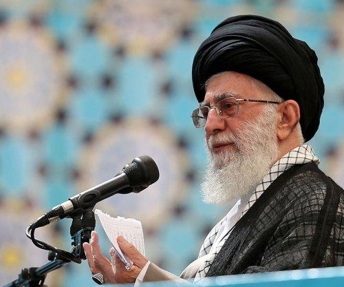 Ayatollah Khamenei endorses nuclear deal, slams U.S. 'hostility'