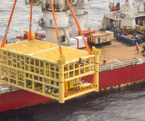 New production starts in the North Sea