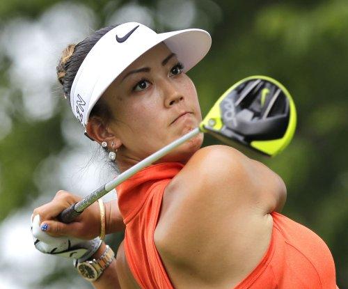 Michelle Wie seizes first-round lead at HSBC Women's Champions