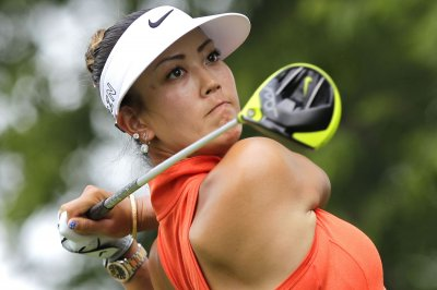 Michelle Wie seizes first-round lead at HSBC Women's Champions