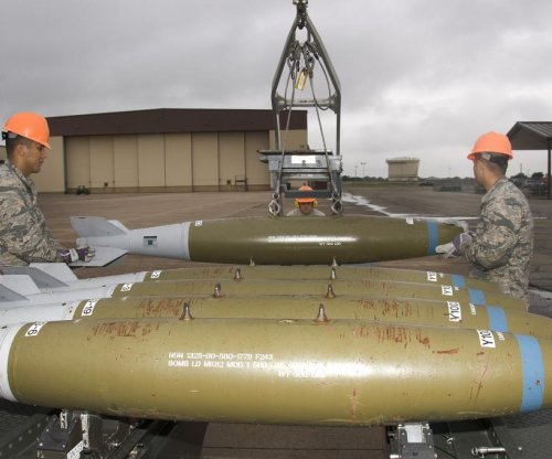 General Dynamics gets order for 10,000 Mk80 series bombs