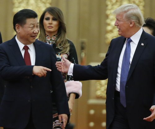 Trump: U.S. will help China's ZTE 'get back into business'