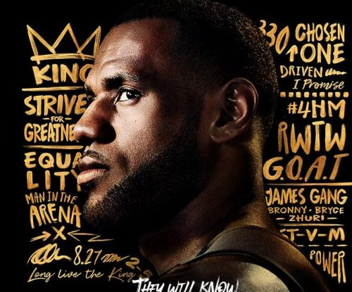 LeBron James announced as cover star for 'NBA 2K19'