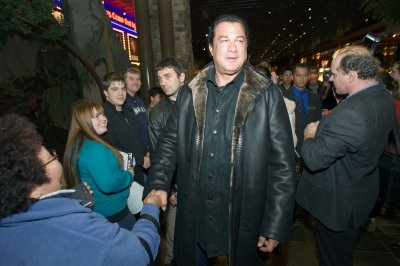 Russia appoints Steven Seagal to be 'special representative' to U.S.