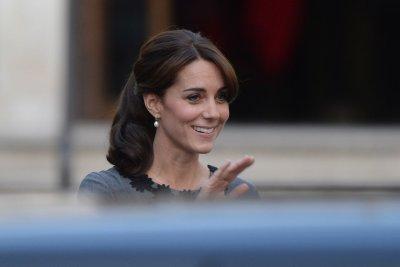 Kate Middleton shares family photo during school visit
