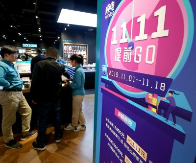 Alibaba beats old sales record on Singles Day